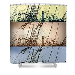 Transitions Shower Curtain by Laurie Perry