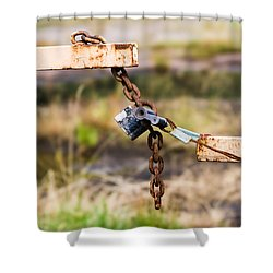 Trespassers W - Featured 3 Shower Curtain by Alexander Senin