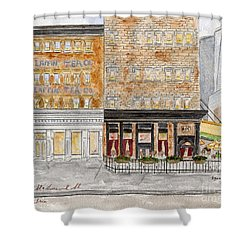 Tribeca Shower Curtain