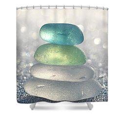 Tropical Breeze Shower Curtain