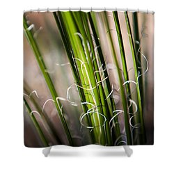 Tropical Grass Shower Curtain