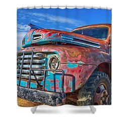 Heavy Duty Shower Curtain