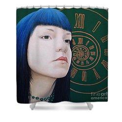 True Beauty - Dana Mccool Shower Curtain