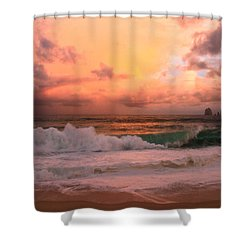 Shower Curtain featuring the photograph Turbulence  by Eti Reid