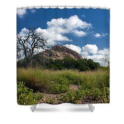 Turkey Hill Shower Curtain