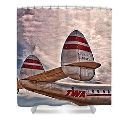 TWA Shower Curtain