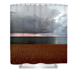 Twilight Chase Shower Curtain