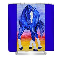 Twilight Dance Shower Curtain
