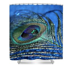 Twilight Escape Shower Curtain