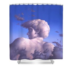 Twilight Shower Curtain by Jerry LoFaro