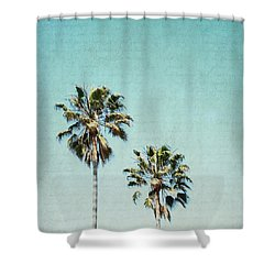 Shower Curtain featuring the photograph Two For The Sun - Square by Lisa Parrish