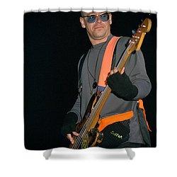 U2-adam-gp24 Shower Curtain by Timothy Bischoff