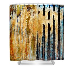 Unchained Shower Curtain
