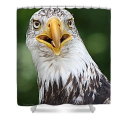 Shower Curtain featuring the photograph Uncle Sam Wants You by Heather King