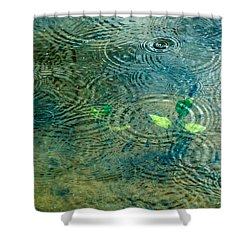 Under The Sea - Featured 3 Shower Curtain by Alexander Senin