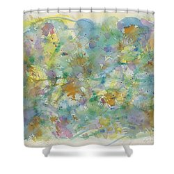 Under Water Heaven Shower Curtain
