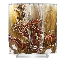 Undertake Shower Curtain