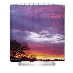 Unforgettable Majestic Beauty Shower Curtain by Verana Stark