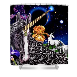 Unicorn Dream Shower Curtain