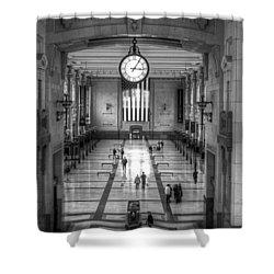 Union Station Kansas City Shower Curtain