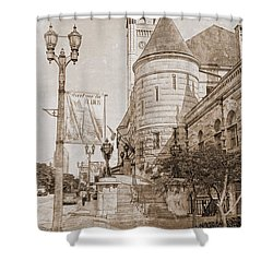 Union Station St Louis Mo Shower Curtain