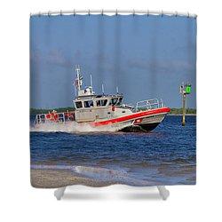 United States Coast Guard Shower Curtain