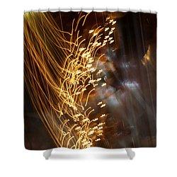 Unititled #2 Shower Curtain