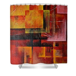 Unitled-48 Shower Curtain