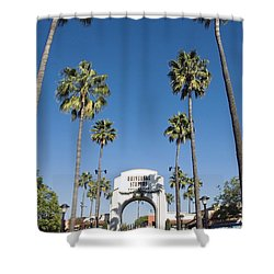 Universal Studios Red Carpet Shower Curtain