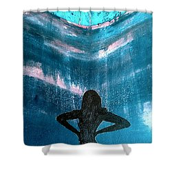 Unlimited Shower Curtain
