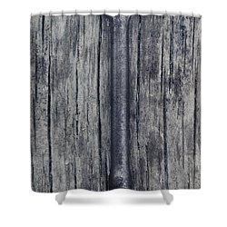 Unlock Your Dreams Shower Curtain by Priska Wettstein