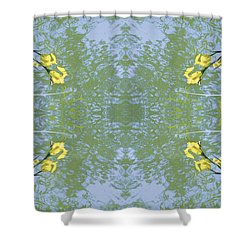 Unnatural 17 Shower Curtain by Giovanni Cafagna