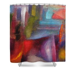 Untitled #3 Shower Curtain by Jason Williamson