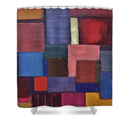 Untitled #7 Shower Curtain by Jason Williamson