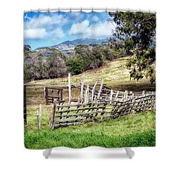 Upcountry 2 Shower Curtain