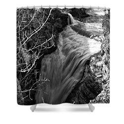 Upper Taughannock Shower Curtain