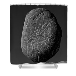 Uprised Shower Curtain