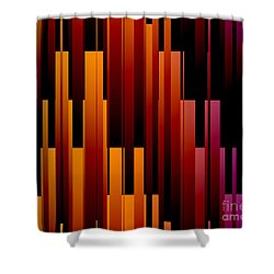Uptown Shower Curtain