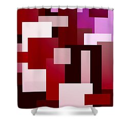 Urban Heat Shower Curtain