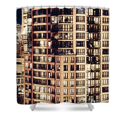 Urban Living Dclxxiv By Amyn Nasser Shower Curtain