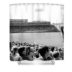Usa, Massachusetts, Boston, Fenway Park Shower Curtain