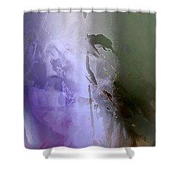 V - Kahlan Shower Curtain
