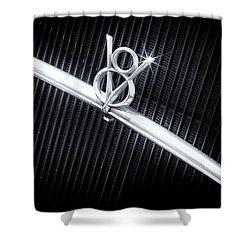 V8 Shower Curtain