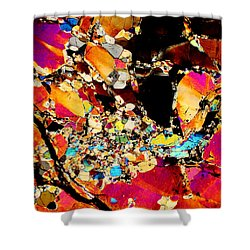 Melting Pot Shower Curtain