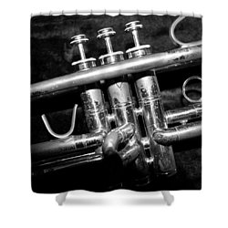 Valves Shower Curtain