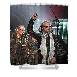 Van Halen-7148 Shower Curtain by Gary Gingrich Galleries