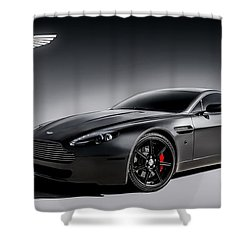 Vantage V12 Shower Curtain