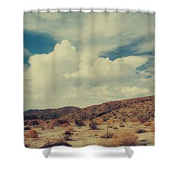 Vast Shower Curtain