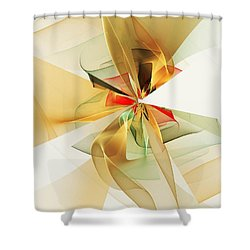 Veildance Series 1 Shower Curtain