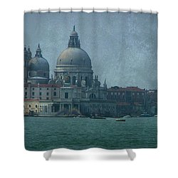 Shower Curtain featuring the photograph Venice Italy 1 by Brian Reaves